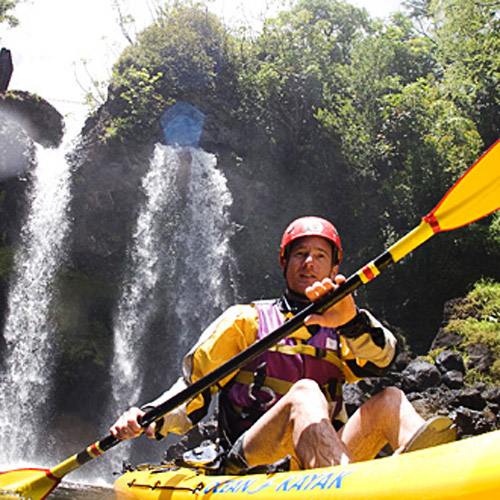 Will Gadd Kayaking